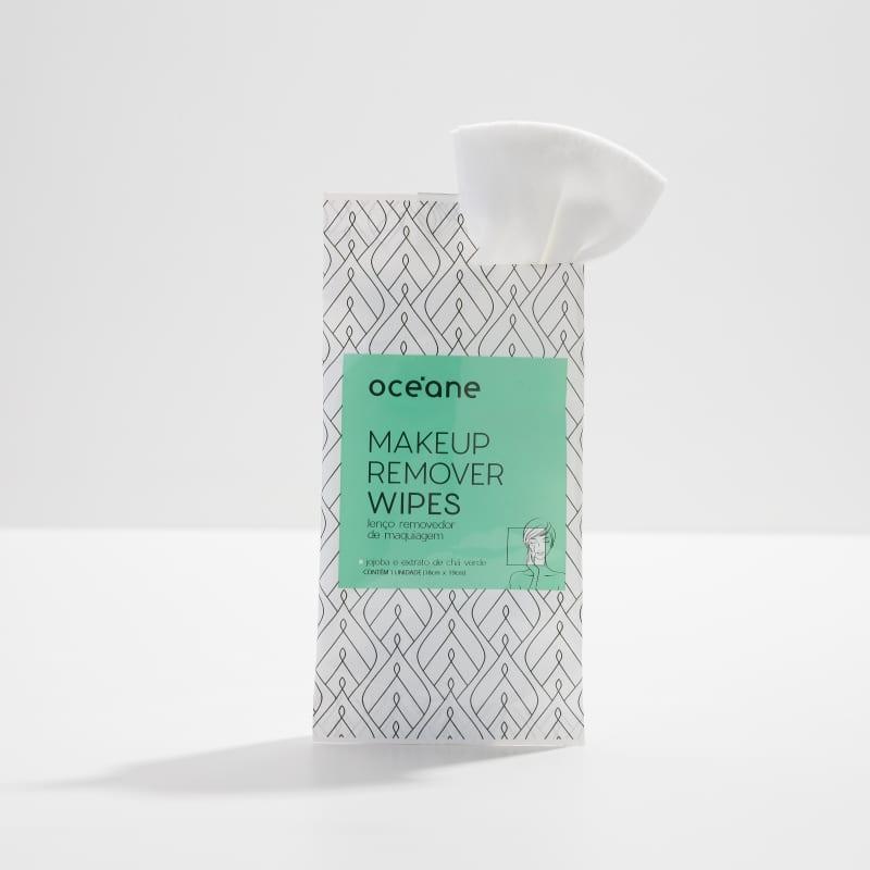 Make Up Remover Wipes - Lenço Removedor de Maquiagem 6UN