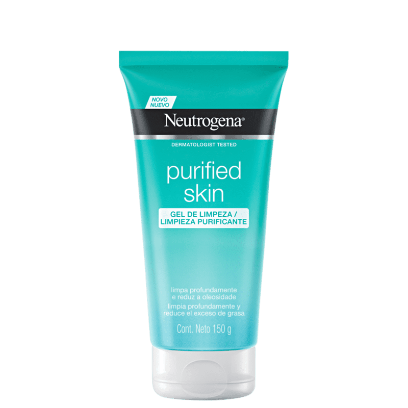 Neutrogena Purified Skin - Gel de Limpeza Facial 150g