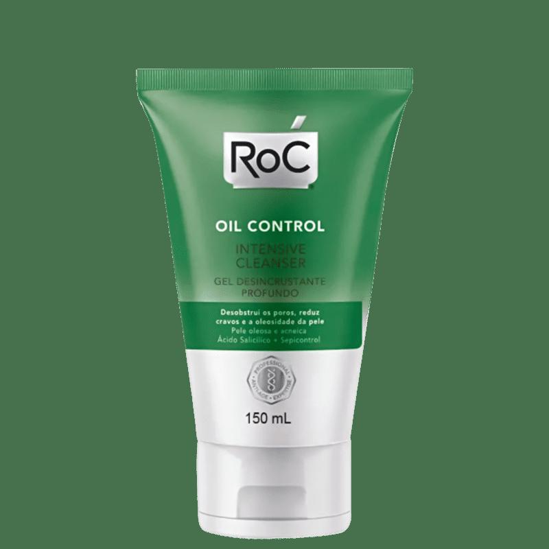 RoC Oil Control Intensive Cleanser - Gel de Limpeza Facial 150ml