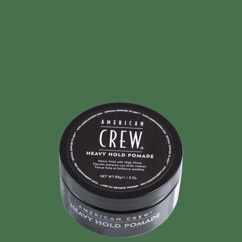 American Crew Heavy Hold - Pomada Modeladora 85g