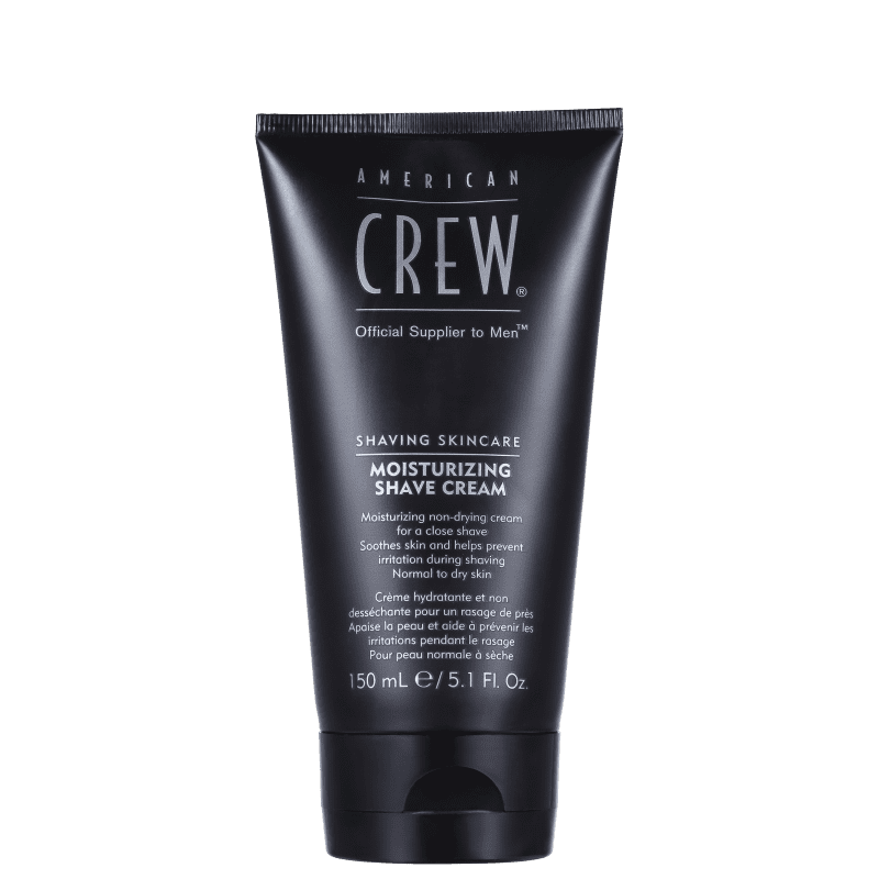 American Crew Shaving Skincare Moisturizing - Creme de Barbear 150ml