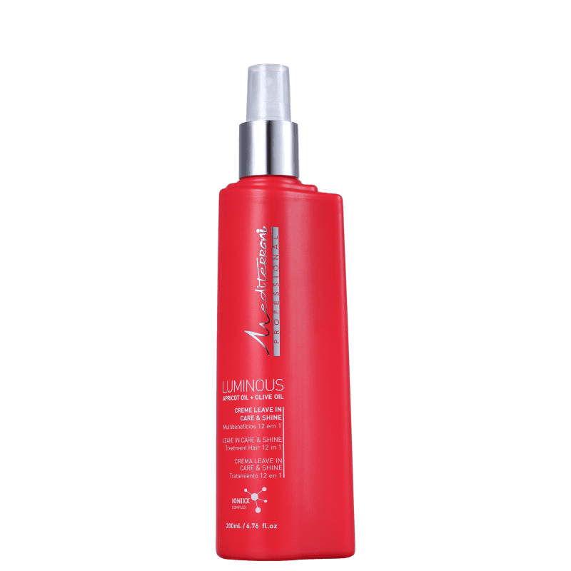 Mediterrani Luminous Shine & Care - Leave-in 200ml