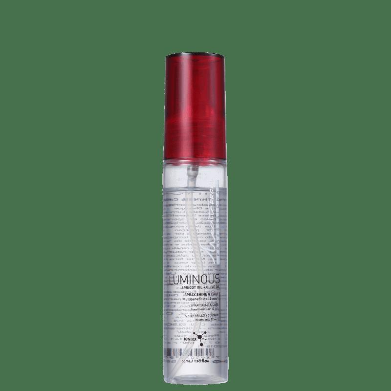 Mediterrani Luminous Shine & Care - Spray de Brilho 55ml