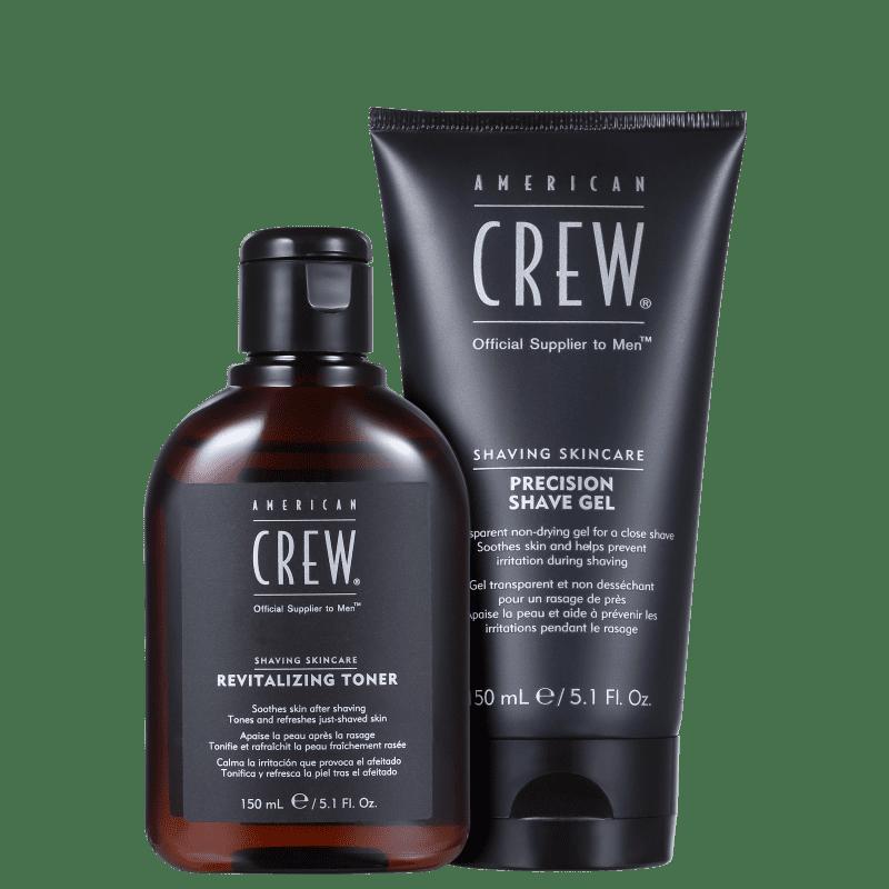 Kit Barba American Crew Shaving Skincare Precision (2 Produtos)