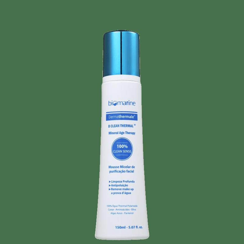 Biomarine B Clean Thermal - Mousse de Limpeza Facial 150ml