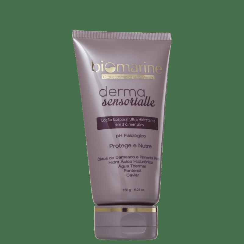Biomarine Derma Sensorialle - Loção Hidratante Corporal 150g
