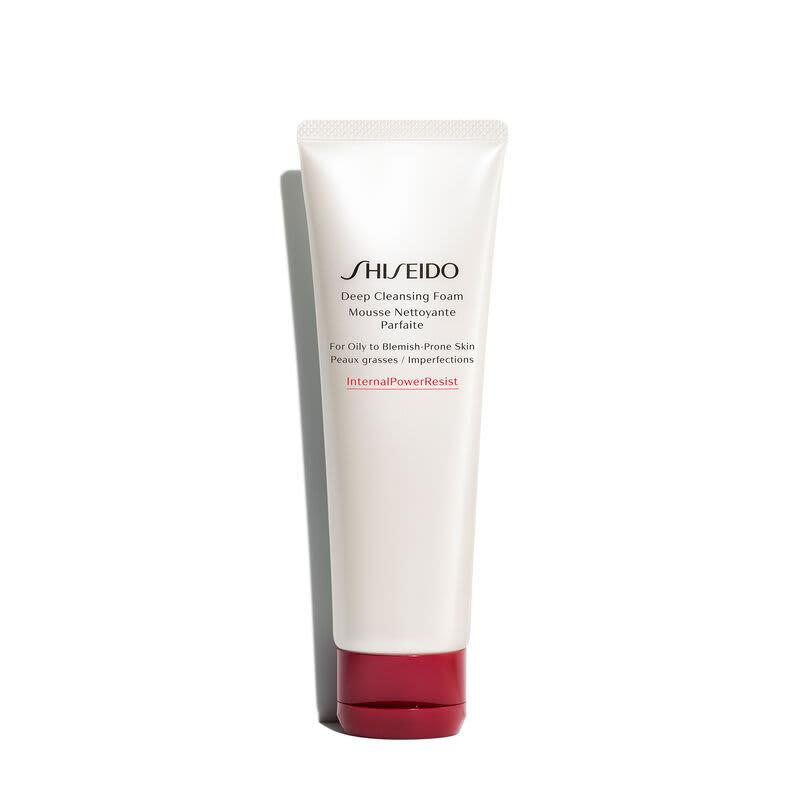Shiseido Deep Cleansing Foam - Espuma de Limpeza Facial 125ml