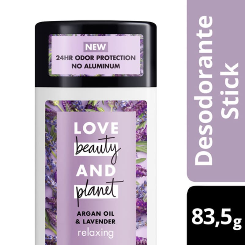Love Beauty and Planet Stick Relaxing - Desodorante 83,5g