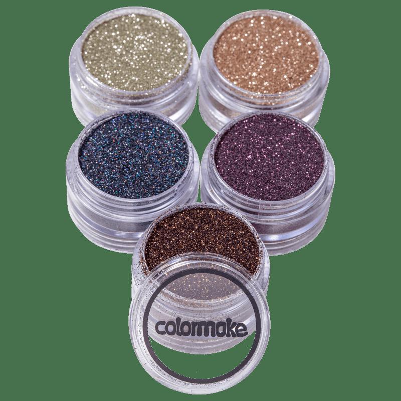 Kit Colormake Shine Fashion (5 Unidades)