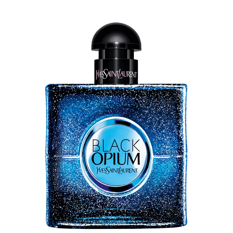 Black Opium Intense Yves Saint Laurent Eau de Parfum - Perfume Feminino 50ml