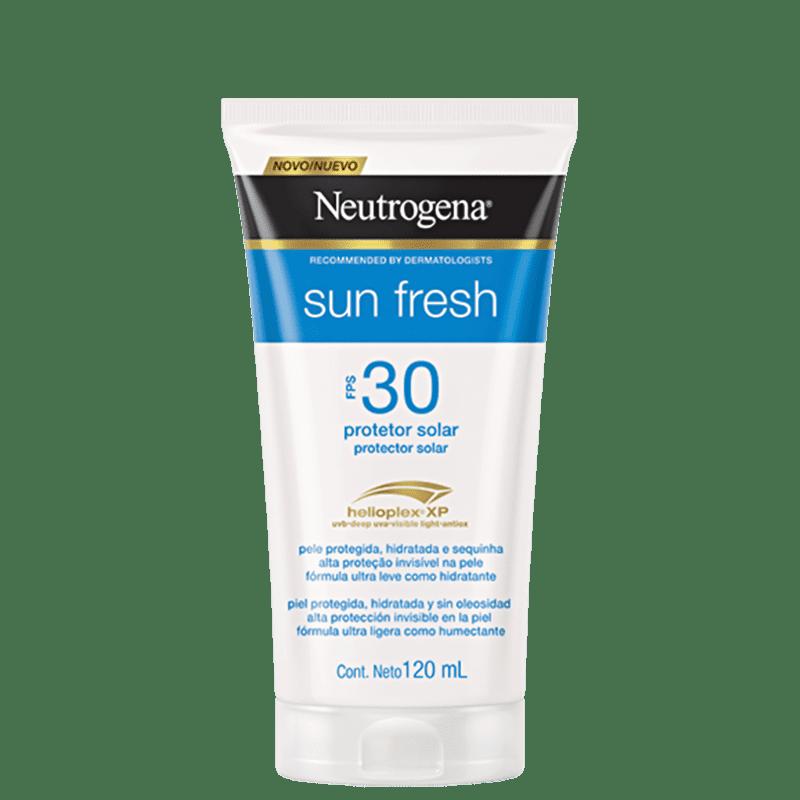 Neutrogena Sun Fresh Aqua Light FPS 30 - Protetor Solar 120ml