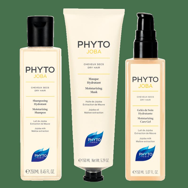 Rotina de Hidratação PHYTOJOBA (3 produtos)
