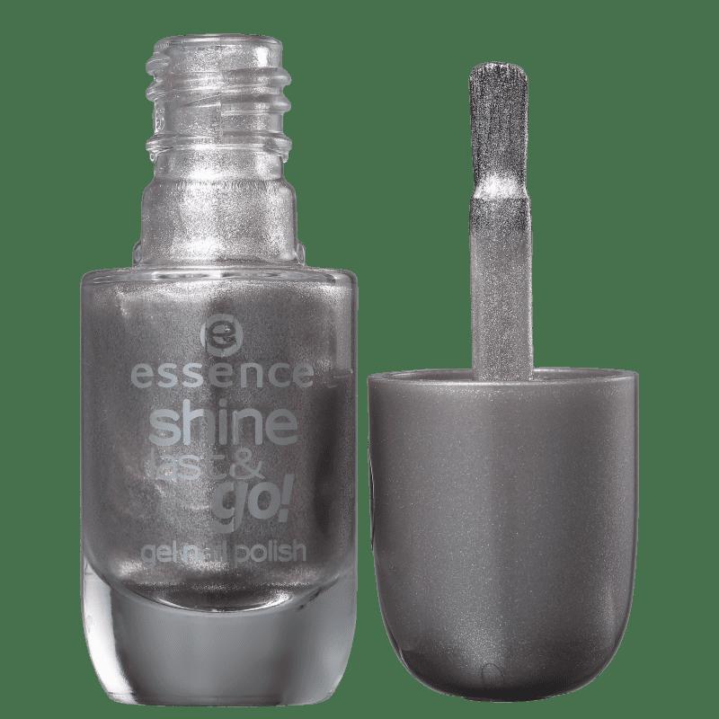Essence Shine, Last & Go 28 Razzle Dazzle - Esmalte Metálico 8ml
