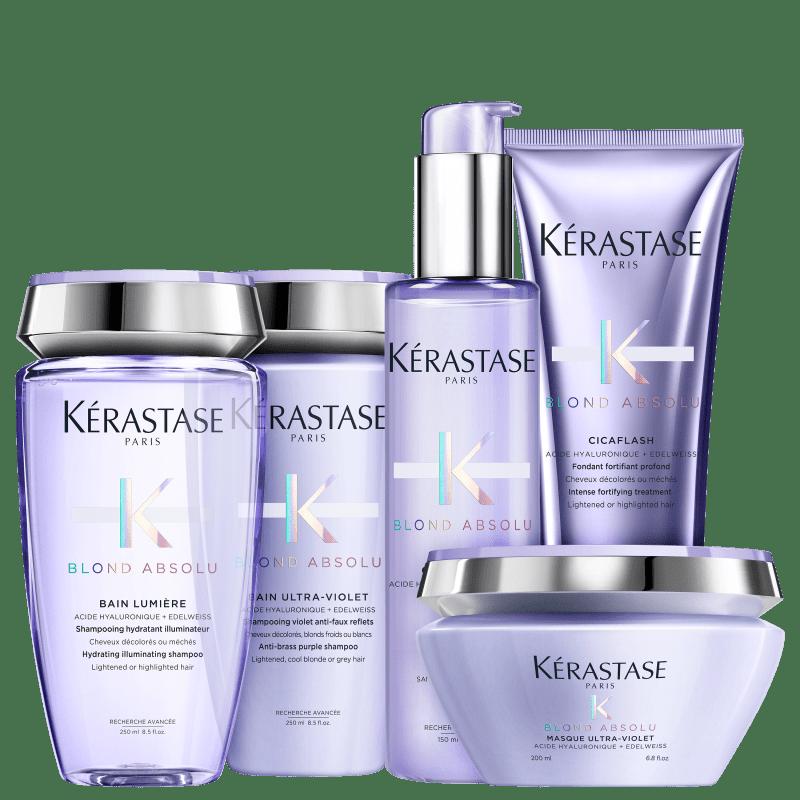 Kit Kérastase Blond Absolu Completo (5 Produtos)