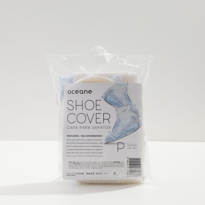 Shoe Cover - Capa para Sapatos P