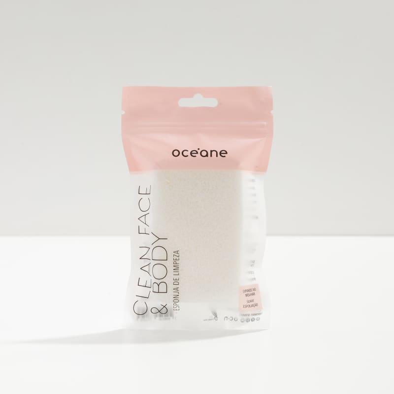 Clean Face & Body - Esponja de Limpeza da Pele