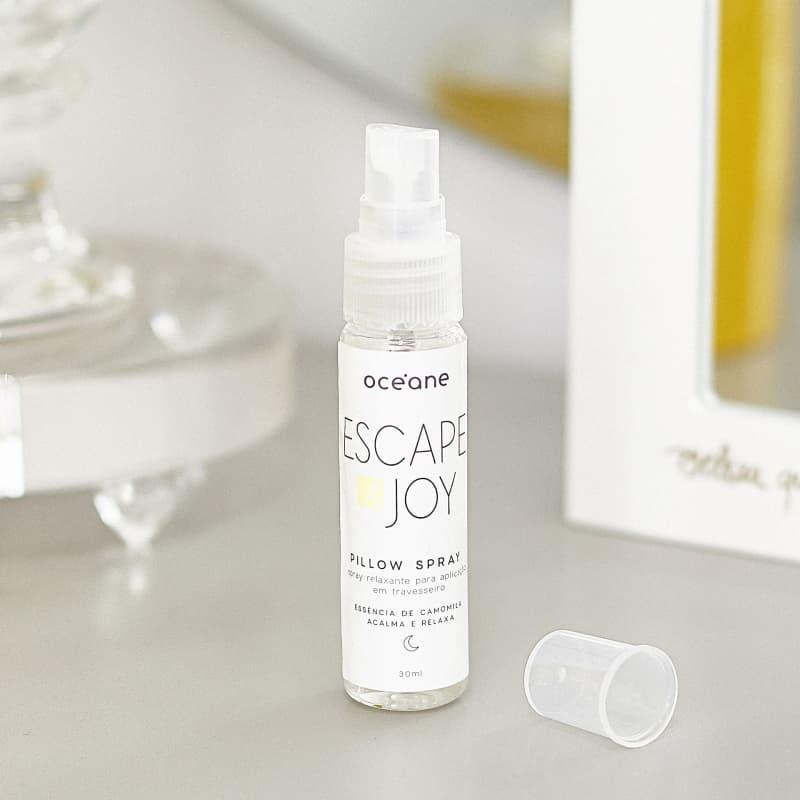 Pillow Spray 30ml - Spray Relaxante para Aplicação em Travesseiro