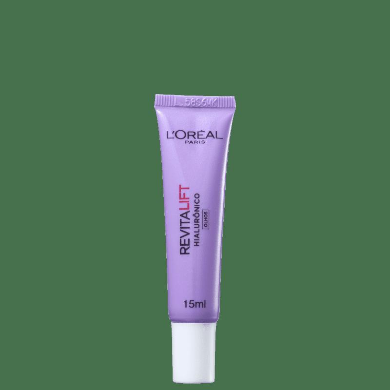 L'Oréal Paris Revitalift Hialurônico - Anti-Idade e Hidratante para a Área dos Olhos 15ml