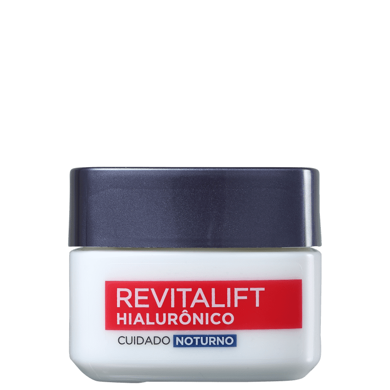 L'Oréal Paris Revitalift Hialurônico Tratamento Noturno - Anti-Idade 50ml