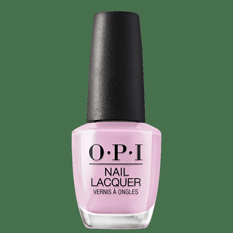 OPI Purple Palazzo Pants - Esmalte Cremoso 15ml