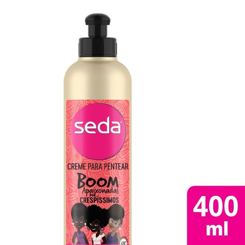 Seda Boom Apaixonadas por Crespíssimos - Creme de Pentear 400ml