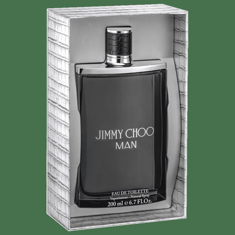 Jimmy Choo Man Eau de Toilette - Perfume Masculino 200ml