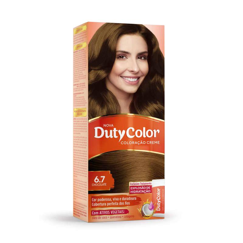 DutyColor 6.7 Chocolate - Coloração Permanente