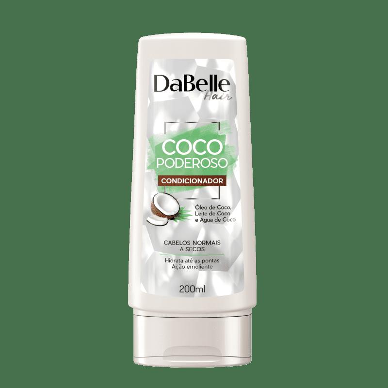 DaBelle Hair Coco Poderoso - Condicionador 200ml