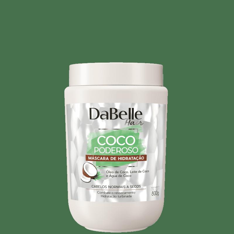 DaBelle Hair Coco Poderoso - Máscara Capilar 800g