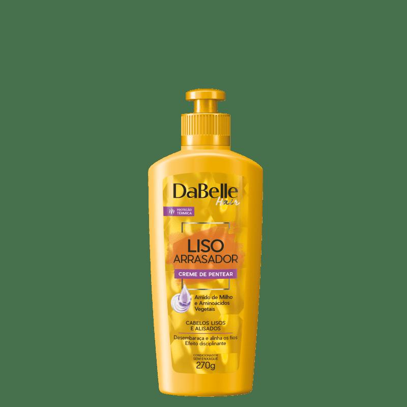 DaBelle Hair Liso Arrasador - Creme para Pentear 270g