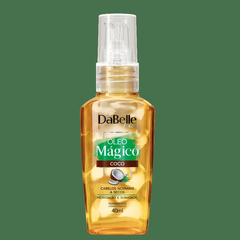 DaBelle Hair Óleo Mágico Coco - Óleo Capilar 40ml