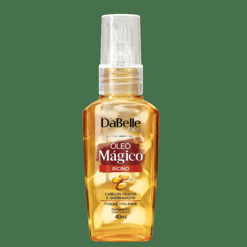 DaBelle Hair Óleo Mágico Rícino - Óleo Capilar 40ml