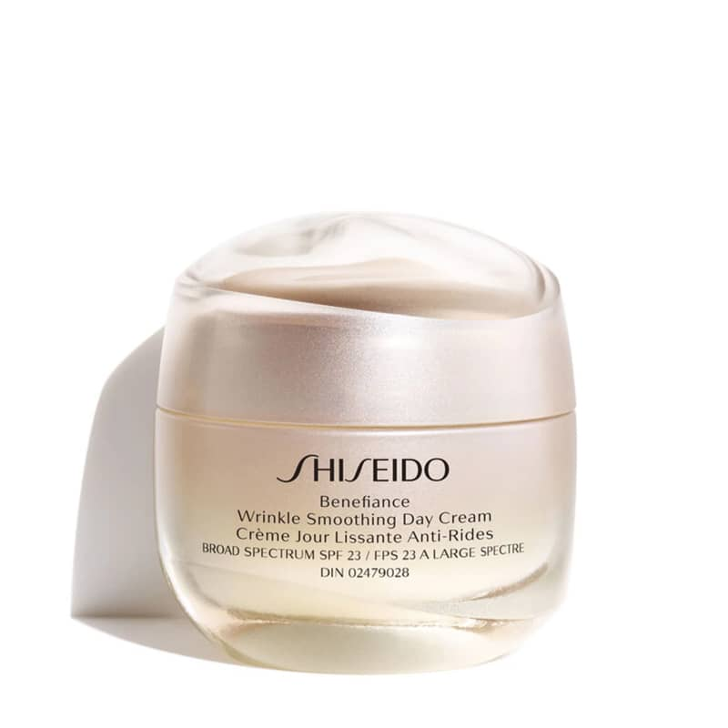 Shiseido Benefiance Wrinkle Smoothing Day Cream SPF23 - Creme Hidratante Facial Antirrugas 50ml