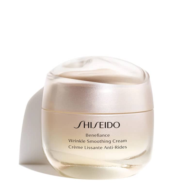 Shiseido Benefiance Wrinkle Smoothing Cream - Creme Hidratante Facial Antirrugas 50ml