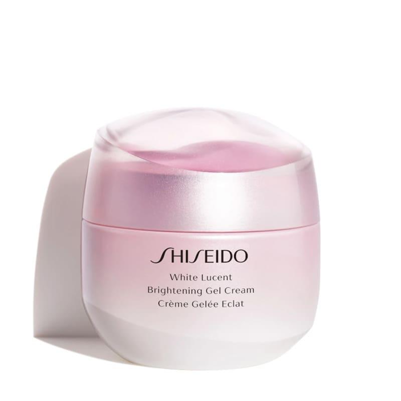 Shiseido White Lucent Brightening Gel Cream - Gel Hidratante Facial Clareador 50ml