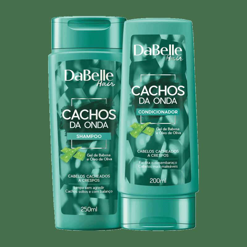 Kit DaBelle Hair Cachos da Onda Duo (2 Produtos)