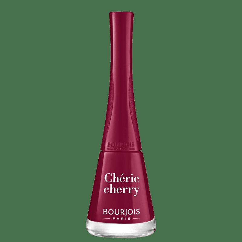 Bourjois 1 Seconde 08 Chérie Cherry - Esmalte 9ml