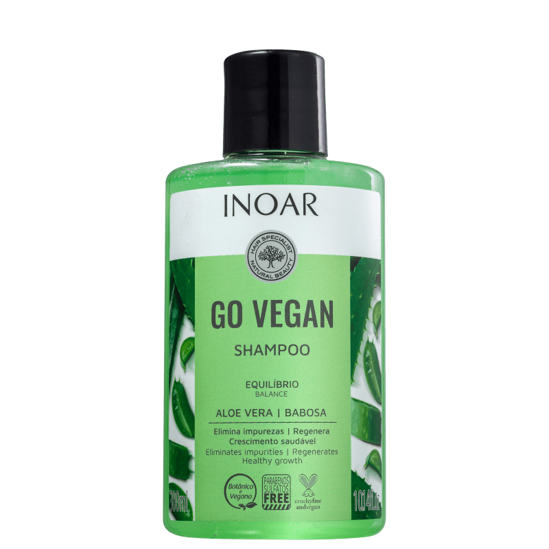 Inoar Natural Collection Equilíbrio - Shampoo 300ml