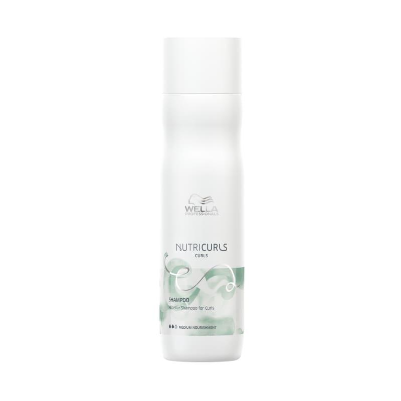 Wella Professionals NutriCurls Shampoo Micelar - 250ml