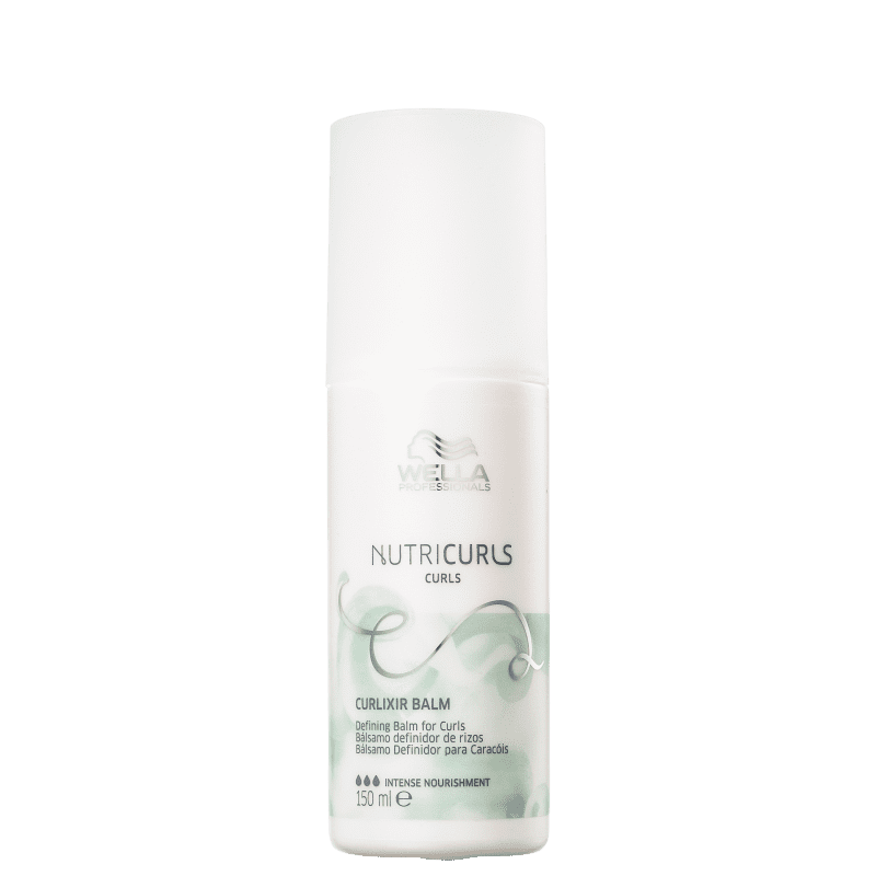 Wella Professionals Nutricurls Curlixir - Leave-in 150ml