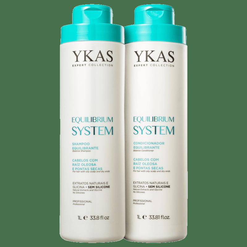 Kit YKAS Equilibrium System Salon Duo (2 Produtos)