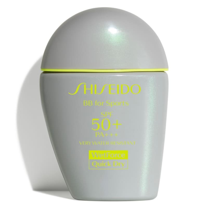 Shiseido BB for Sports SPF50+ Medium Dark - Base Líquida 30ml