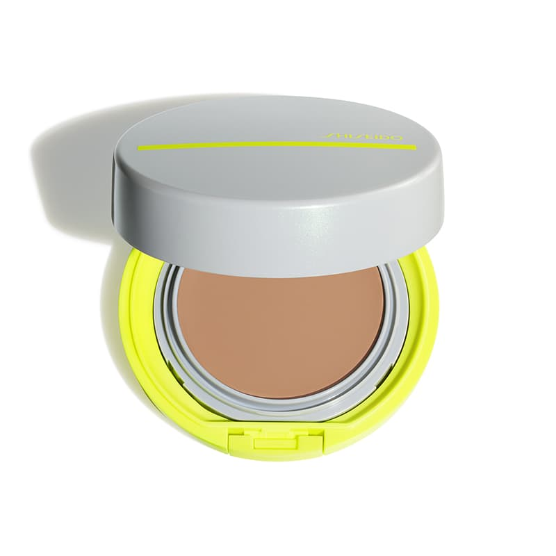 Shiseido HydroBB Compact for Sports SPF50+ Dark Refil - Base Compacta Refil 12g