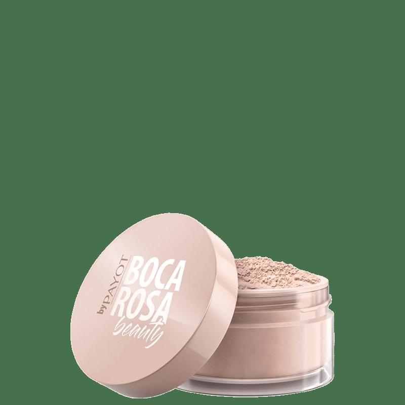 Payot Boca Rosa Beauty Matte 1 Mármore - Pó Solto 20g
