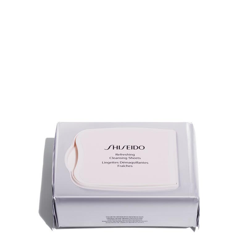 Shiseido Refreshing Cleansing Sheets - Lenço Demaquilante (30 Unidades)