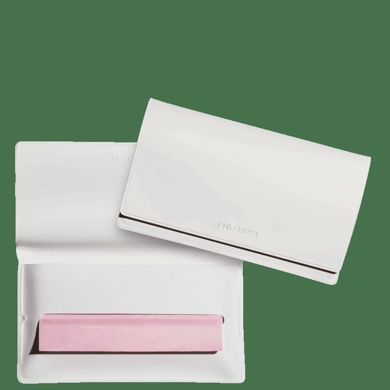 Shiseido Oil-Control Blotting Paper - Lenço Removedor de Oleosidade (100 unidades)