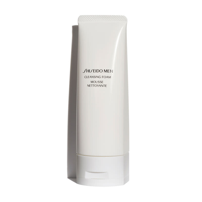 Shiseido Men - Espuma de Limpeza Facial 125ml