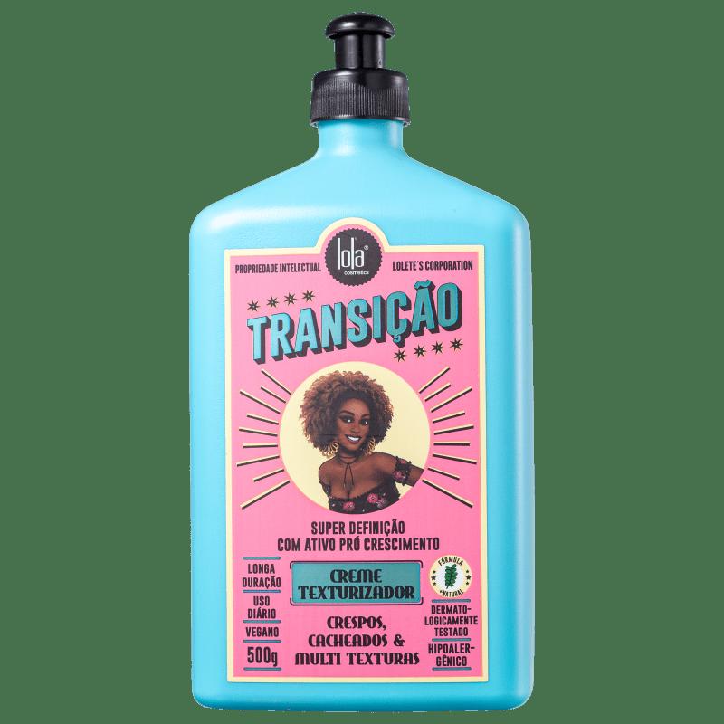 Lola Cosmetics Transição - Creme Texturizador 500ml