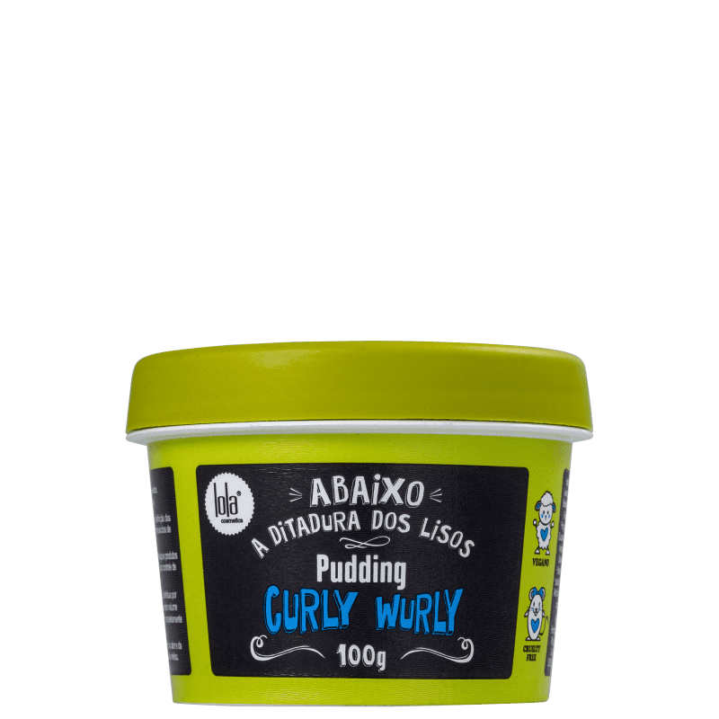 Lola Cosmetics Pudding Curly Wurly - Creme Modelador 100g
