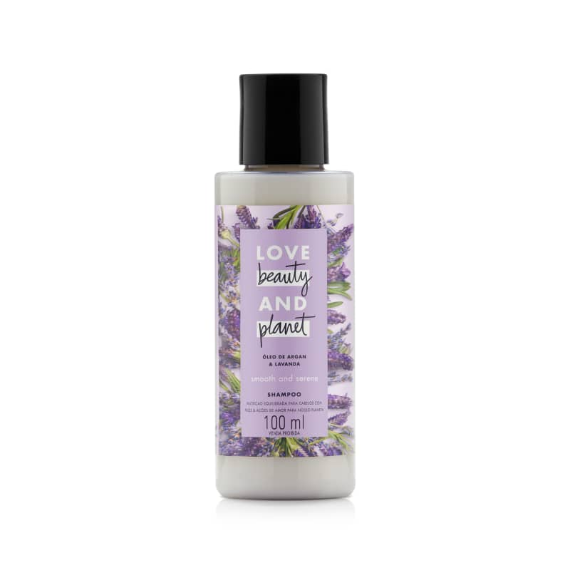 Love Beauty and Planet Smooth and Serene - Shampoo 100ml